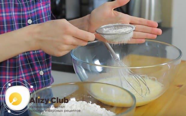 Рецепт американских панкейков, как видите, предельно простой.