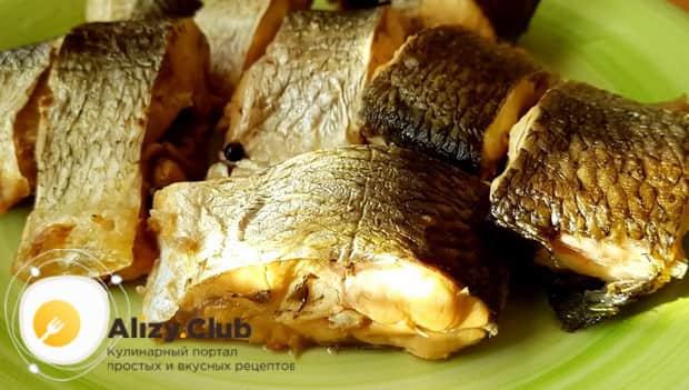 Приготовьте консервы из речной рыбы в домашних условиях
