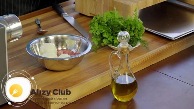 Готовим кутабы с зеленью и сыром по простому рецепту