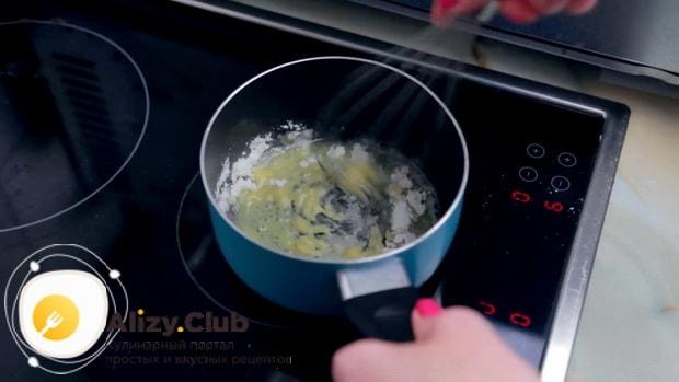 Для приготовления начос в домашних условиях по простому рецепту, приготовьте соус