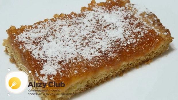 Для приготовления пирога с повидлом на скорую руку, подготовьте ингредиенты