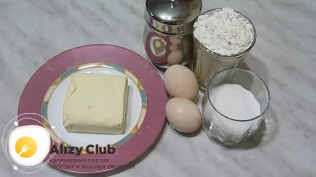 Готовим пирог с повидлом на скорую руку
