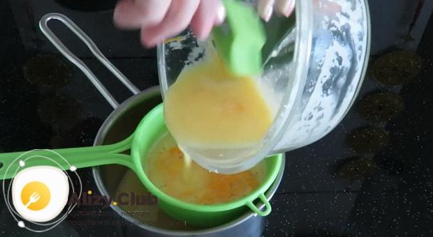 Смотрите как сделать апельсиновый курд