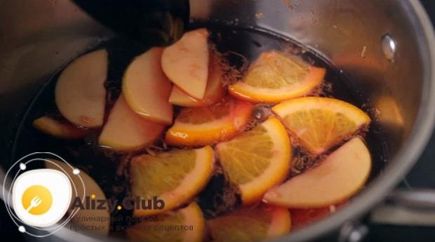 Как приготовить безалкогольный глинтвейн по простому рецепту в домашних условиях