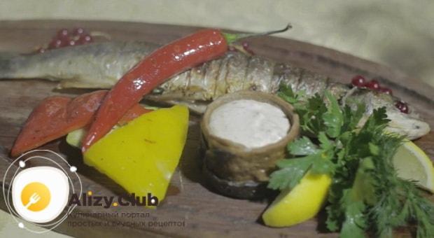 Смотрите как приготовить гольца камчатского в духовке