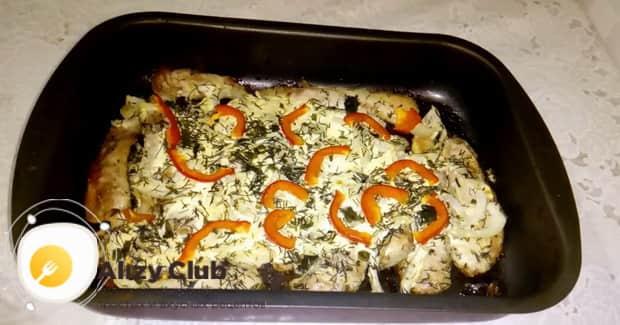 Для приготовления молок лососевых рыб, по рецепту. подготовьте ингредиенты