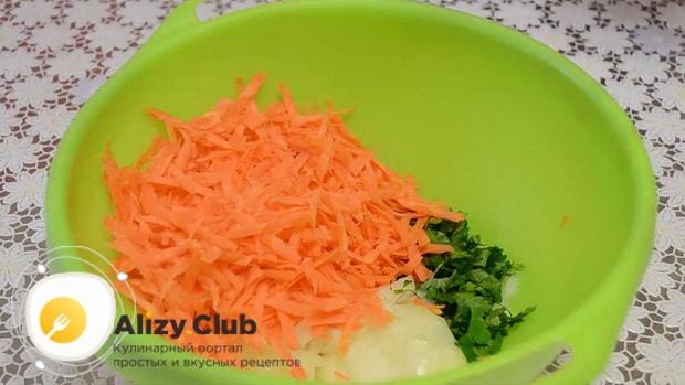 Для приготовления пангасиуса в духовке в фольге нарежьте ингредиенты