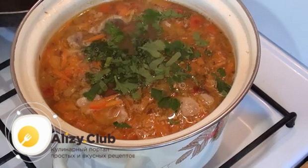 По рецепту для приготовления супа из кролика для детей, подготовьте ингредиенты