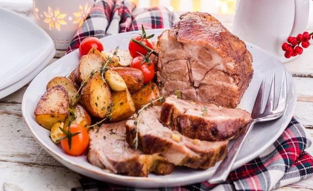 Как приготовить свиную шейку по пошаговому рецепту с фото