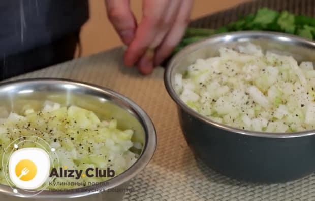 Как приготовить татарское блюдо эчпочмак