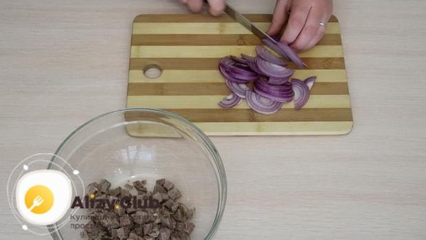 Готовим вкусный салат с говядиной