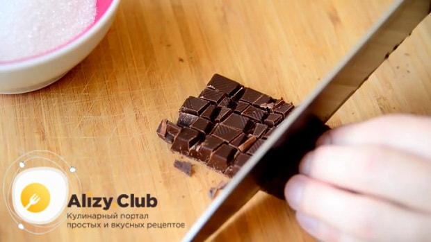 Смотрите рецепт шоколадного пудинга в домашних условиях