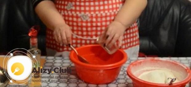 Смотрите рецепт приготовления хвороста с водкой