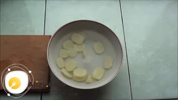 По рецепту для приготовления грога. замочите имбирь