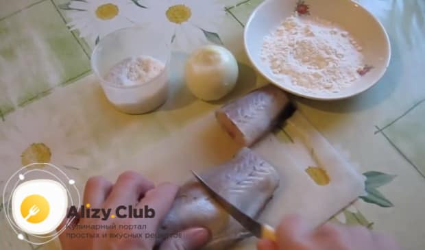 Как приготовить жареный минтай на сковороде по рецепту с фото