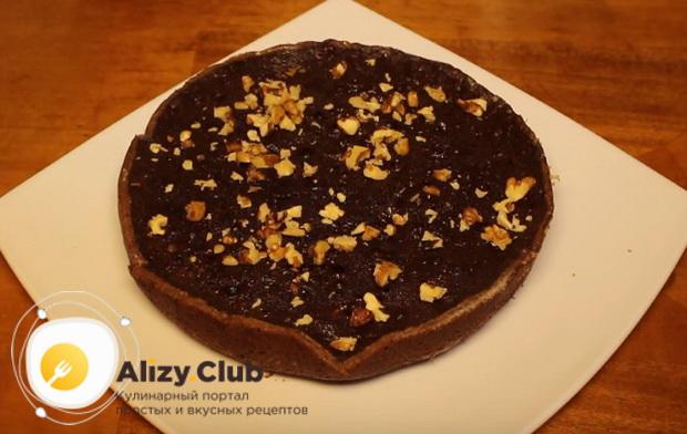 Готовим пошагово шоколадный брауни по детальному рецепту с фото