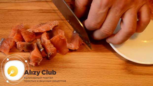 салат морской коктейль рецепт с креветками