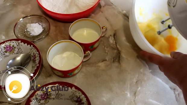 Рецепт пышного и мягкого печенья-хвороста