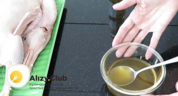 Утка по-пекински по упрощенному рецепту