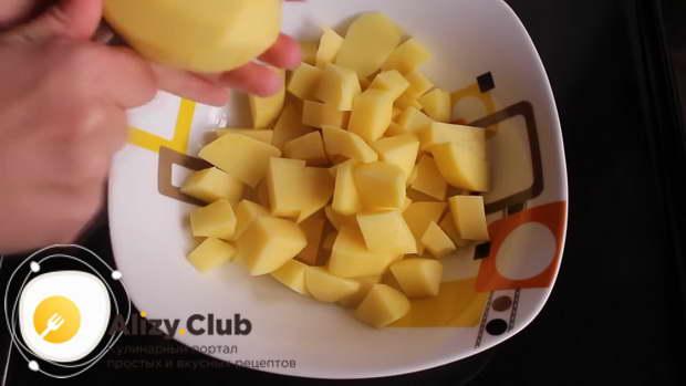 как вкусно приготовить куриные сердечки в мультиварке