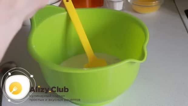 Готовим сладкие булочки из дрожжевого теста в духовке