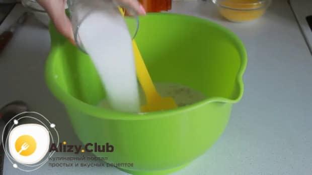 Готовим тесто на булочки дрожжевое на молоке
