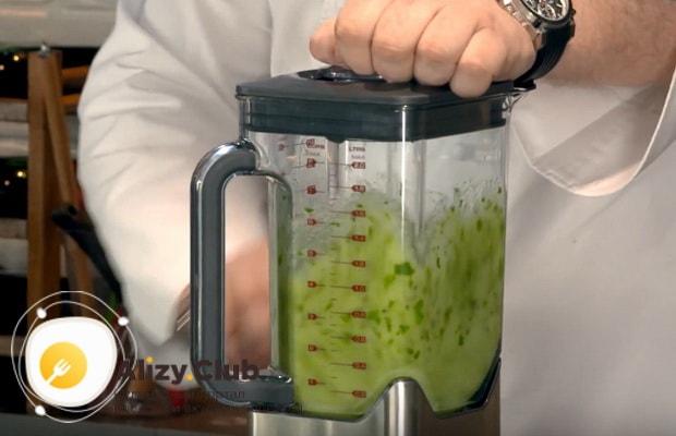 Как приготовить смузи из шпината банана и киви