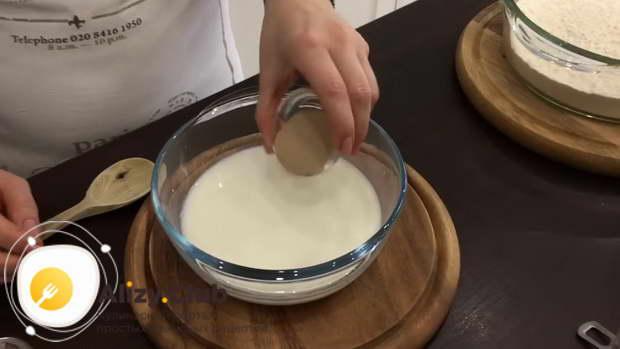 как делать сосиски в тесте
