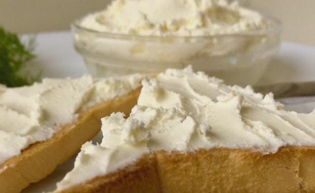 Пошаговый рецепт приготовления сыра Филадельфия в домашних условиях