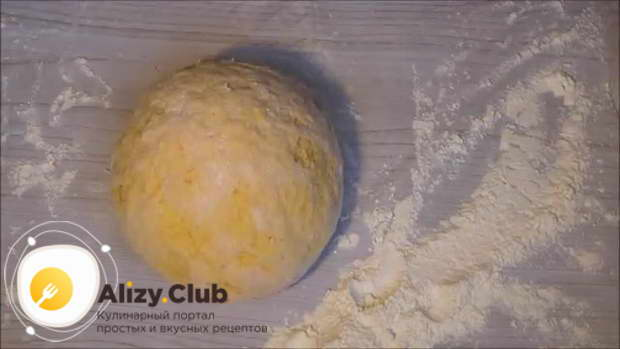 Спрятать тесто для домашней лапши в пленку