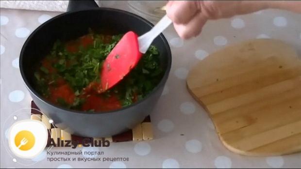 По рецепту для приготовления соуса к мясу в домашних условиях. перемешайте ингредиенты