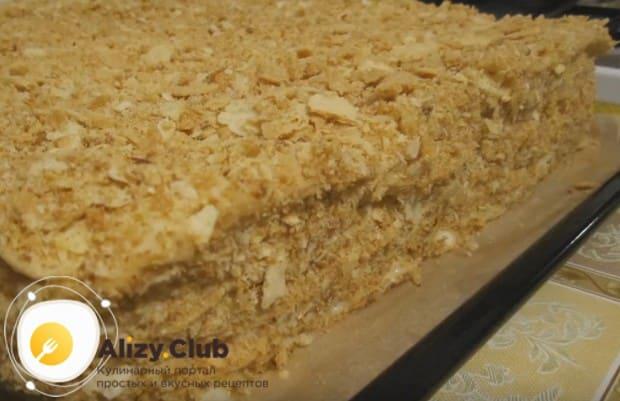Наш рецепт с фото пошагово поможет вам приготовить восхитительный классический торт Наполеон.