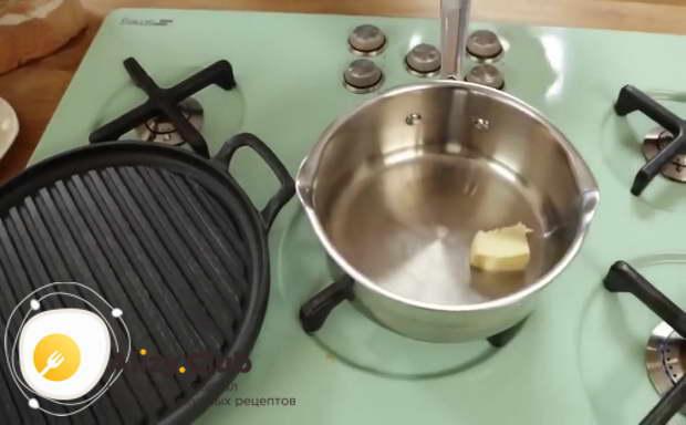 Пошаговое приготовление яичницы-болтуньи