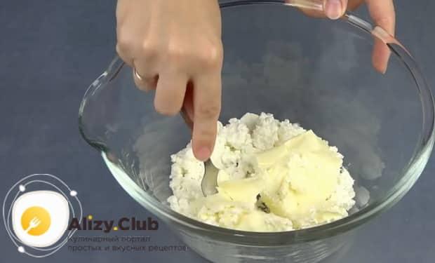 Готовим печенье из творога треугольники с сахаром по пошаговому рецепту