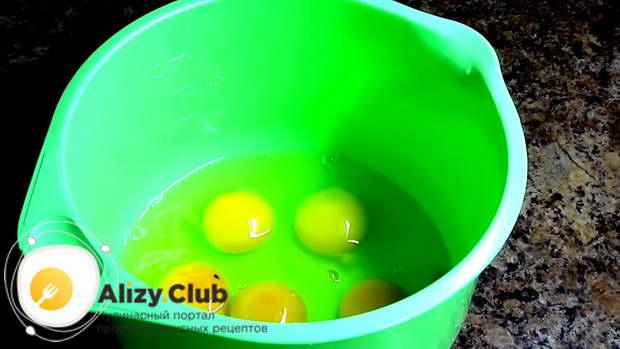 Рецепт творожных шариков во фритюре