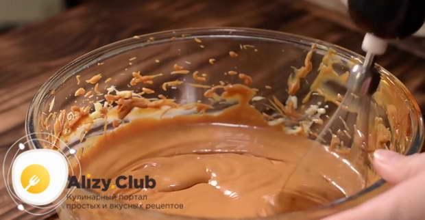 торт из вафельных коржей со сгущенкой рецепт с фото