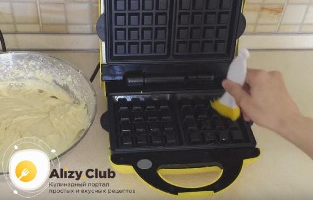Мы будем готовить в электровафельнице, но этот рецепт венских вафель подходит также для мультипекаря.