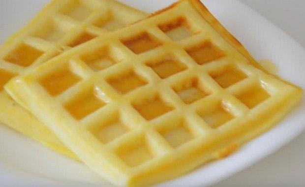 Пошаговый рецепт приготовления венских вафель с фото