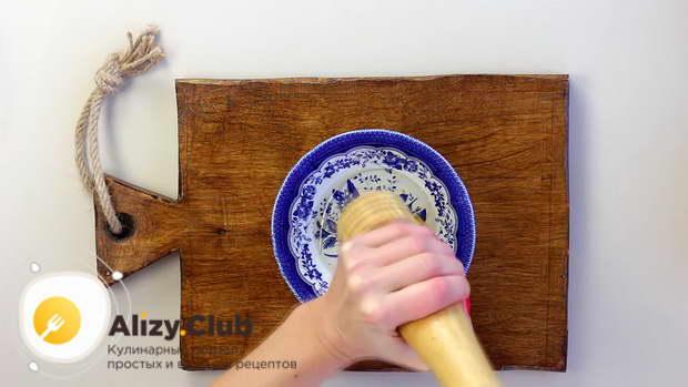 Добавляем чайную ложку горчицы