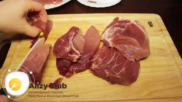 Рецепт домашней колбасы из свинины в мультиварке