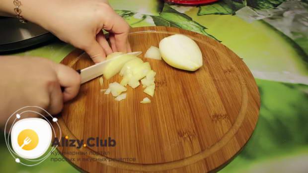 Рецепт тушеной капусты с рисом в мультиварке