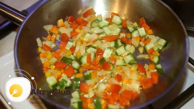 Как при готовить гарнир к куриным котлетам