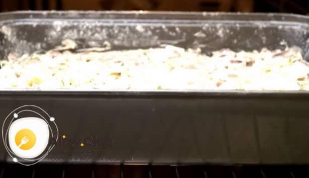 Готовим печеночный пирог в духовке