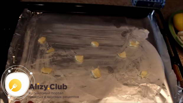 тилапия в духовке с картошкой рецепт