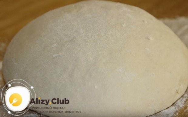 Такое заварное тесто отлично подойдет и для вареников с творогом.