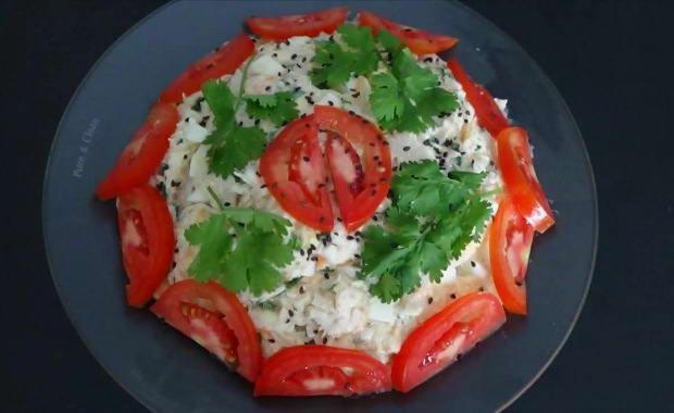 Рецепты приготовления салатов с дайконом