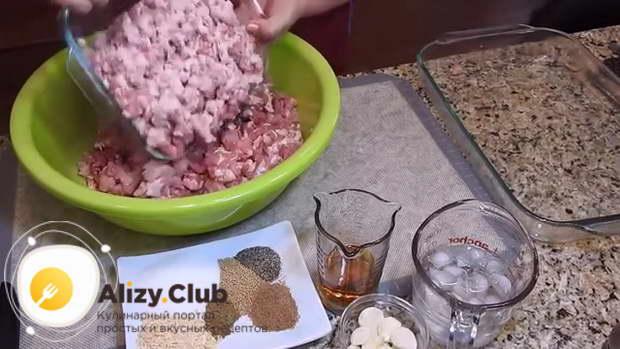 домашняя колбаса из свинины в домашних условиях