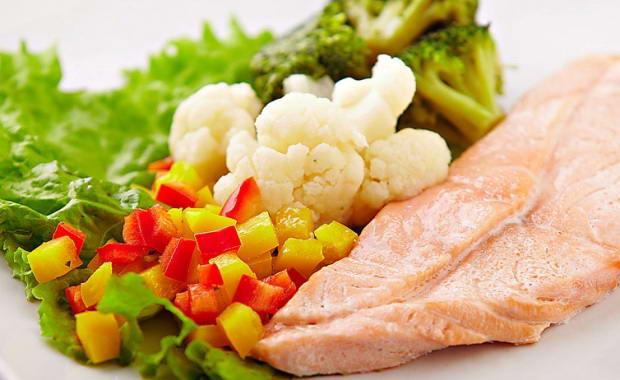 Пошаговый рецепт приготовления гарнира к рыбе с фото