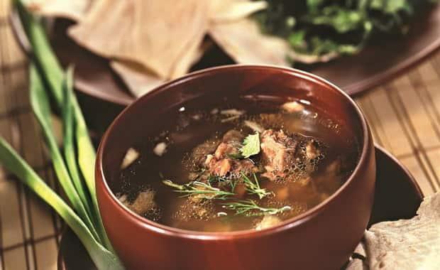 Как приготовить суп Хаш в домашних условиях по пошаговому рецепту с фото