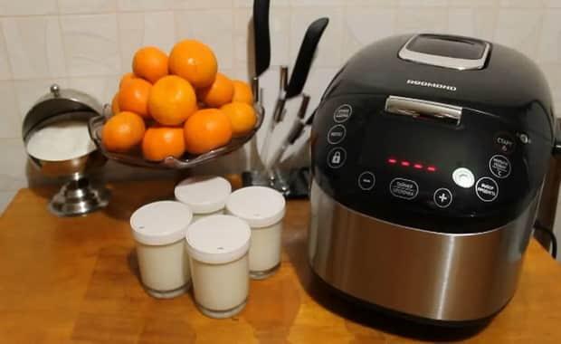 Как сделать йогурт в мультиварке